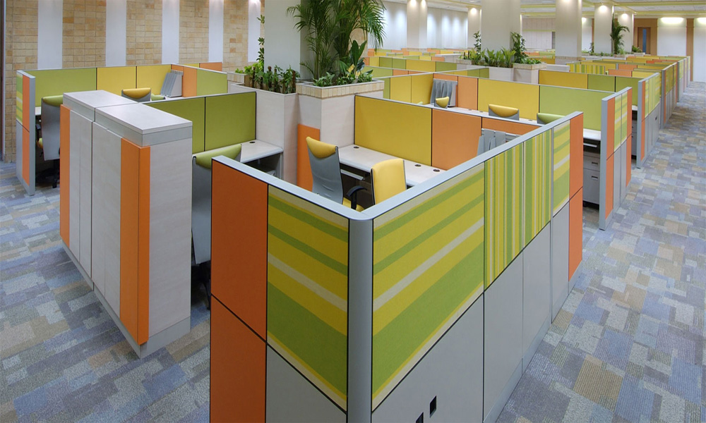 office modular workstation