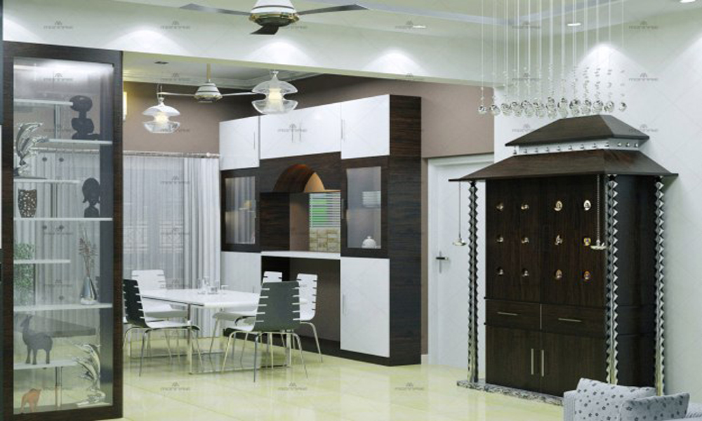 Pooja room shops in coimbatore pooja room manufactures for Simple dining hall design
