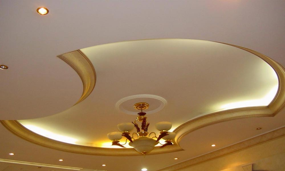 GYPSUM CEILINGS