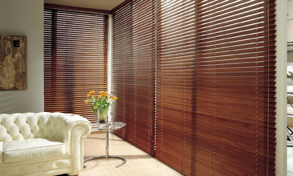 venitian blinds