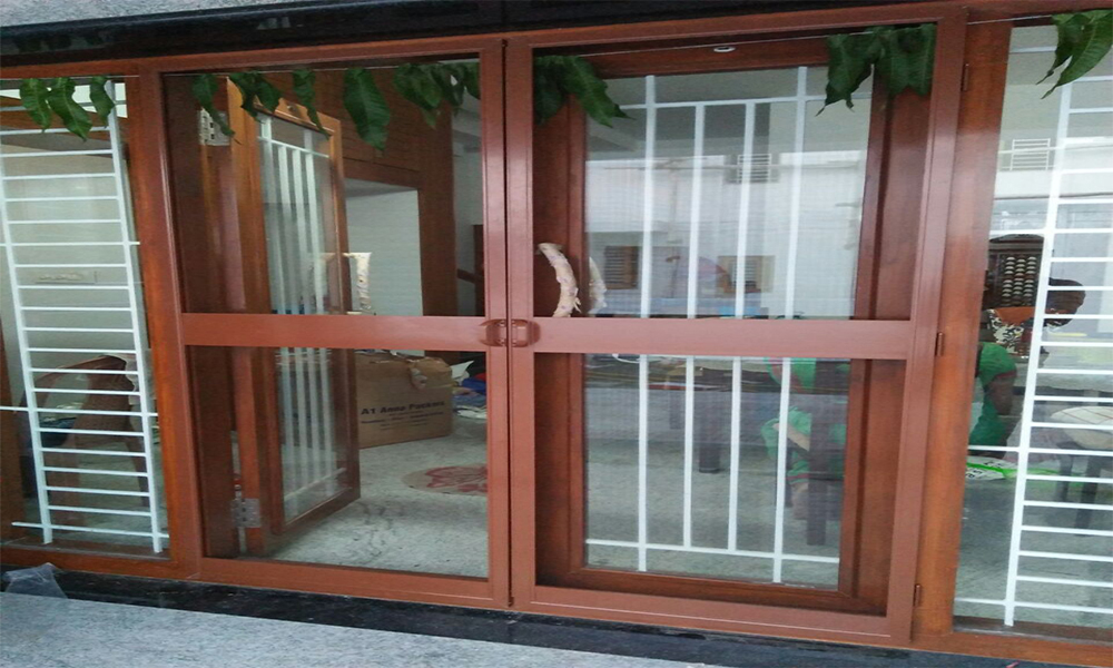 Openable Mosquito Net Doors & Mosquito Screen Shops in Coimbatore | Mosquito Screen in Coimbatore ...