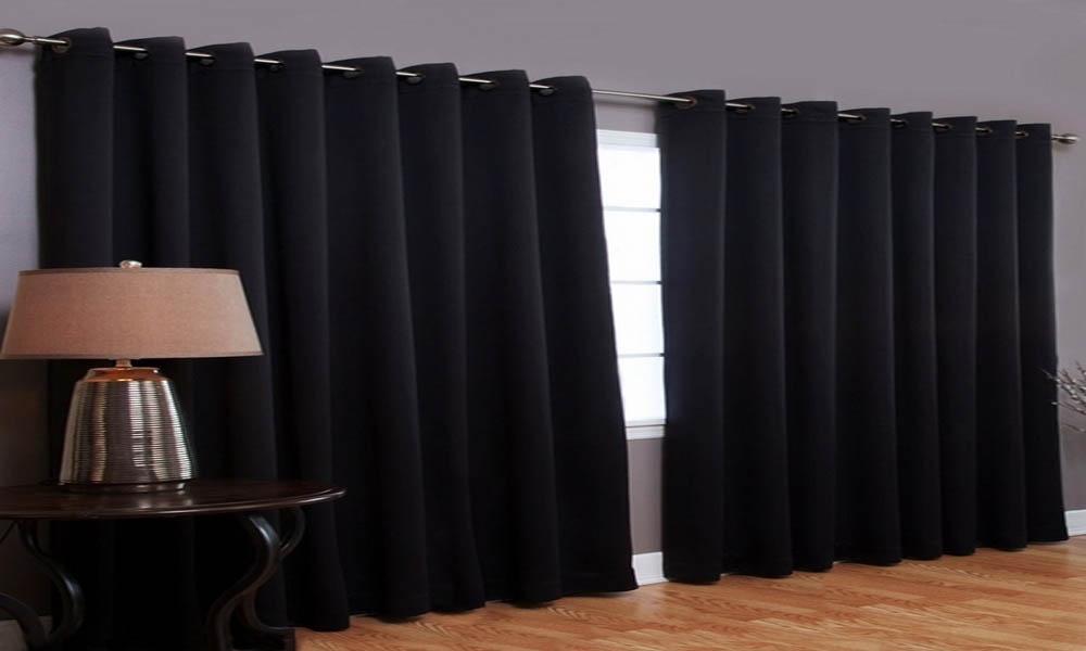 blackout curtain